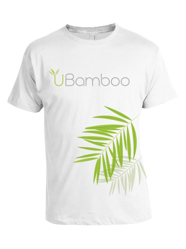 t-skjorte ubamboo